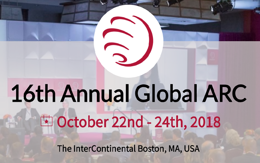JEF team to attend the Global ARC Conference in October 2018 in Boston