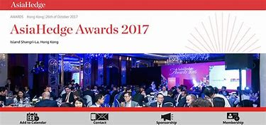 JEF is final nominee at the AsiaHedge Awards 2017