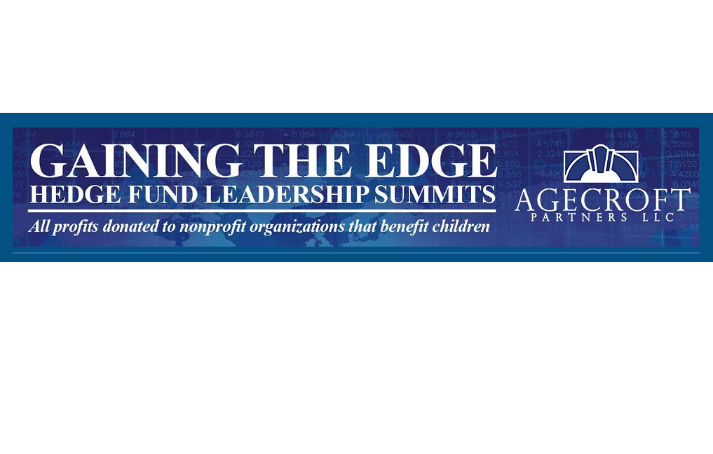 JEF will present at Gaining the Edge – 2018 Hedge Fund Leadership Conferencein NYC on November 5th & 6th, 2018