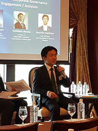 Yoshi Maeda on engaging with Japanese corporates at Jefferies Activism Summit